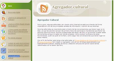 Agregador Cultural