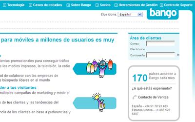 Bango, mercado de contenidos para móviles