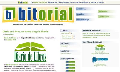 Red de blogs Bitorial