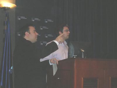 Blogómetro – JJ Merelo, Fernando Tricas y Victor Ruiz