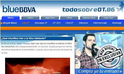 Red de blogs BBVA