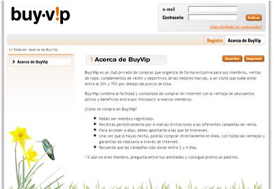 2 millones de euros para BuyVip