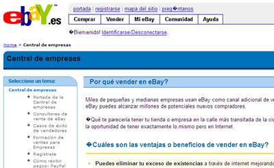 Ganar dinero vendiendo en eBay