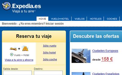Expedia España