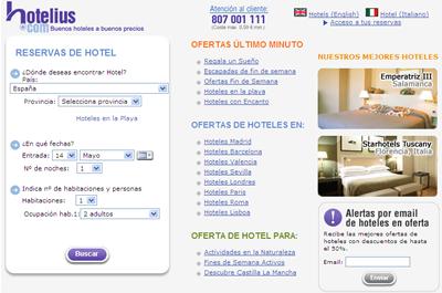 Planeta invierte en Hotelius