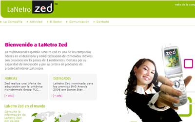 El Grupo Planeta compra el 25% de Lanetro