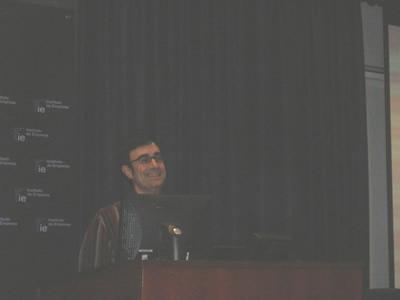 NectaRSS – Juan J. Samper, Pedro Castillo y JJ Merelo