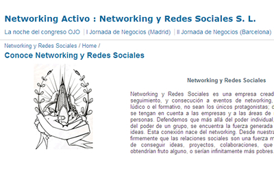 Networking y Redes Sociales S. L.