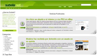 Subela.net, apostando fuerte desde Latino América