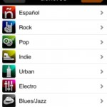 Yes.fm en el iPhone