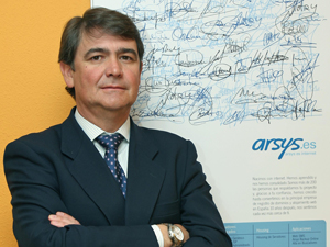 Mañana First Tuesday en Madrid con Faustino Jimenez, CEO de Arsys