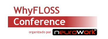 Congreso WhyFLOSS Conference en Madrid