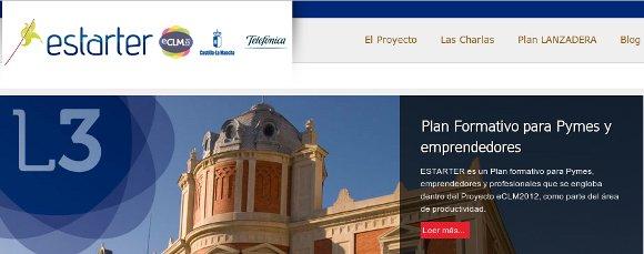 Proyecto Estarter, medios sociales y productividad en Castilla La Mancha