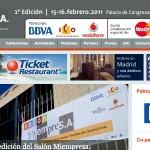 Salón Miempresa, Cloud Computing, creación y gestión de empresas gacelas y financiación de i+D+i