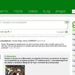 Futmi red social de fútbol