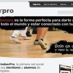 IndoorPro red social especializa en actividades deportivas