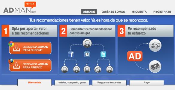 Adman Media recibe un millón de euros de inversión de Inveready