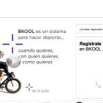 BKOOL socializa el deporte a través de la red
