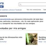 Classora lleva sus rankings a Facebook