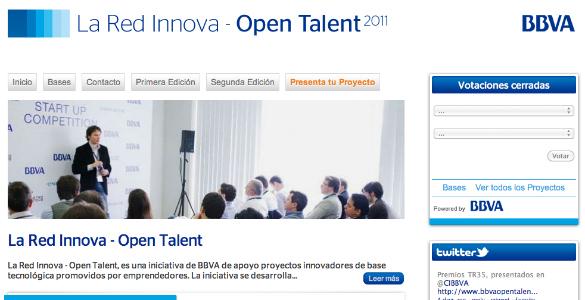 Ya puedes presentar tu proyecto emprendedor en La Red Innova Open Talent