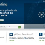 Nearmeeting facilitador de los negocios online