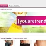 YouAreTrendy moda y tendencias de grandes marcas a precios outlet