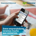 Evento Entre Emprendedores de Movistar e Iniciador el 7 de julio en Madrid
