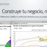 Lanzamiento de Tractis Webservices