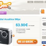 PriceBox nueva web de liveshopping