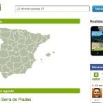 Tendumi, guía de campings de España
