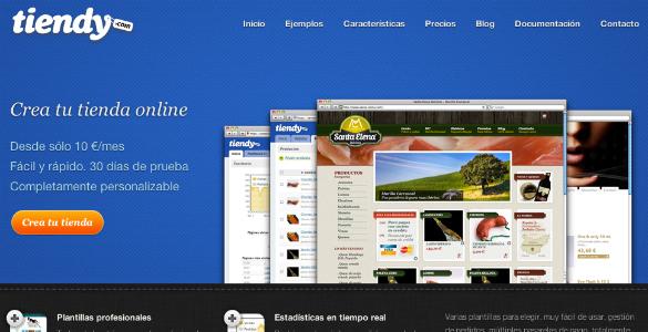 Oferta especial para Loogic: 20% de descuento para crear tu tienda online con Tiendy