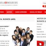Master en Digital Business de la Escuela de Negocios de Valladolid