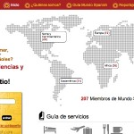 Mundo Spanish negocios de españoles por el mundo