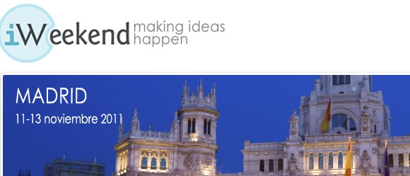 Por qué estaré en iWeekend Madrid 2011