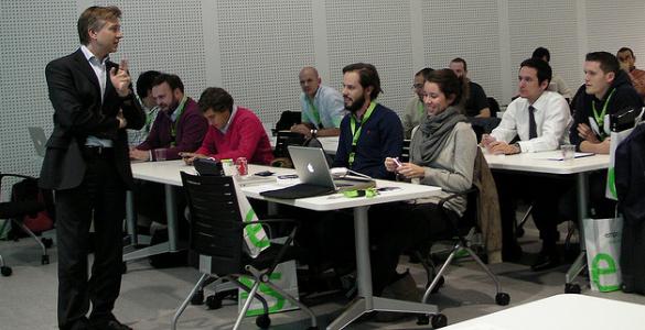 Campus de Emprendedores Seedrocket en Madrid