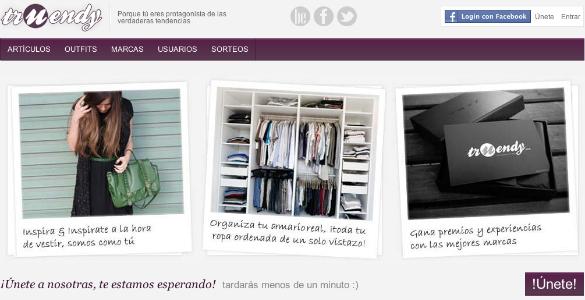 Truendy en el boom de la venta de ropa por internet