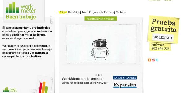 1 millón de euros de inversión en WorkMeter