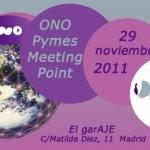 No te pierdas el gran evento ONO Pymes MeetingPoint