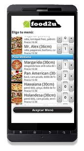 Food2u y La Nevera Roja en el negocio de la comida a domicilio