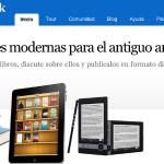 SoopBook aplicación online para escribir libros