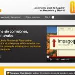 LaComunity permite el alquiler de pisos de forma online
