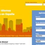 Linguic para el intercambio de idiomas y actividades