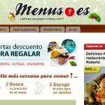 Menus.es buscador de restaurantes geolocalizados