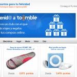 Toomble fidelización de clientes online