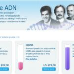 MyHeritage ofrece pruebas de ADN a sus usuarios