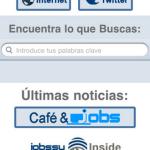 Café & Jobs App un interesante ejemplo de app móvil aplicado a eventos