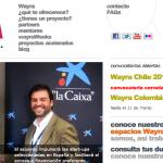 La Caixa y Wayra se unen para apoyar a las startups