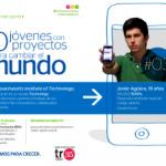 Evento TR35 España en el Centro de Innovación BBVA con Javier Agüera