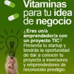 Organizamos una Startup Competition en el marco del Congreso Ciudadanía Digital