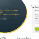 CuVitt, el currículum inteligente